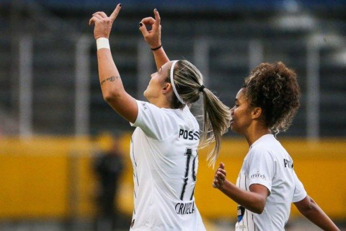 Ferroviária e Corinthians estão na Semifinais da Copa Libertadores Feminina 2019