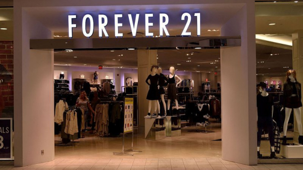 forever 21 declara falencia