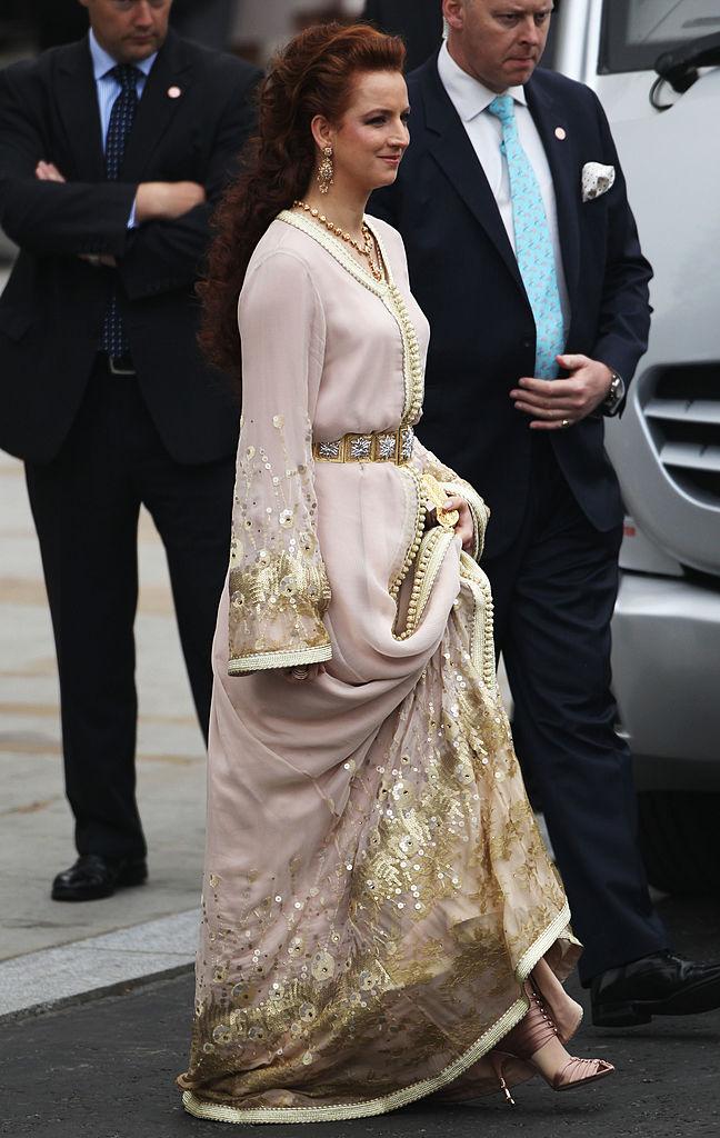 "Princesa Lalla Salma, a ""princesa fantasma"""