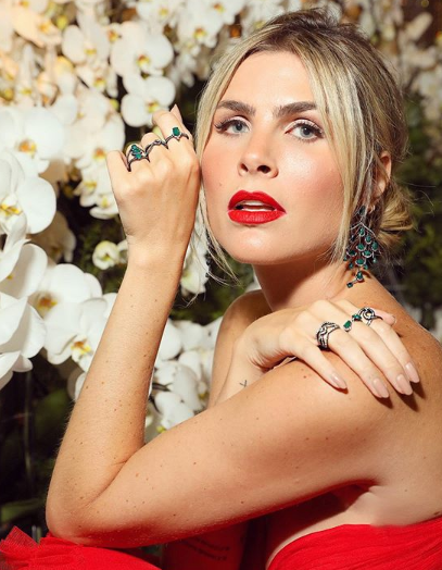 Saiba como usar as tendências de joias do casamento de Thássia Naves