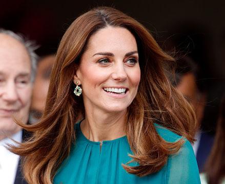 Kate Middleton loira