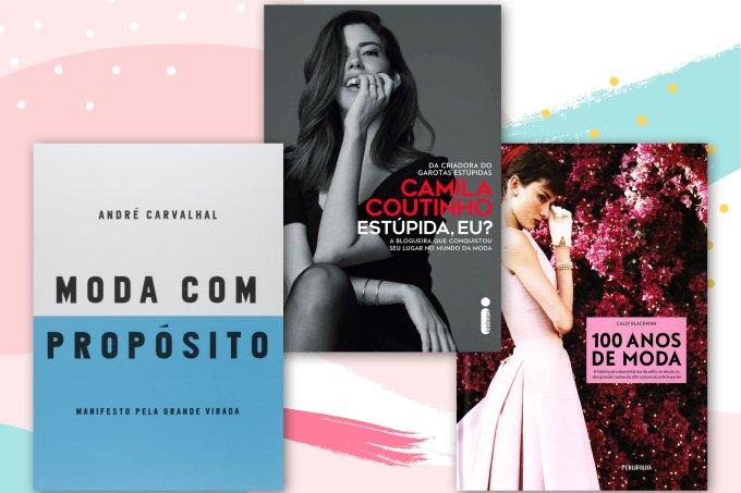 Livros pra quem ama moda