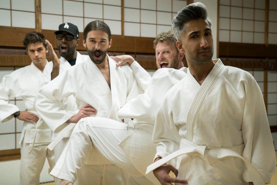 """<strong>Queer Eye - Luz, Câmera, Japão! (estreia em 01/11):</strong><span style=""""font-weight:400;"""">No Japão, os Cinco Fabulosos levam sua mensagem de autoestima e empatia aos participantes do programa e exploram a culinária e cultura do país.</span>"""