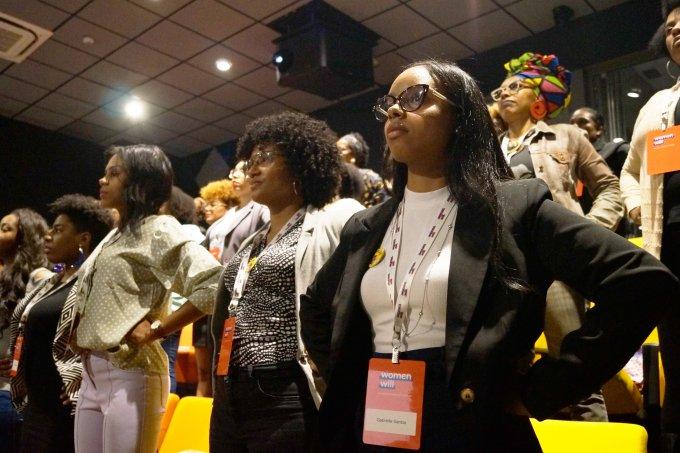 Participantes do programa Women Will, do Google em parceria com a Rede Mulher Empreendedora