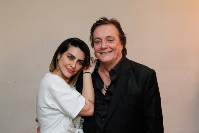 Fábio Jr. e Cleo Pires
