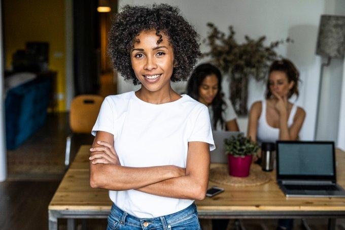 Projetos liderados por mulheres negras