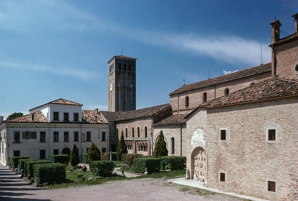 Sesto al Reghena, em Friuli-Venezia Giulia, na Itália
