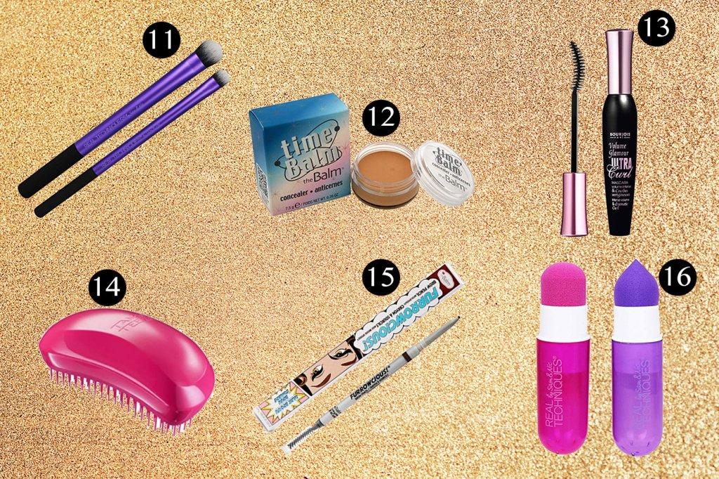 16 maquiagens de luxo por menos de R$ 100 na Black Friday
