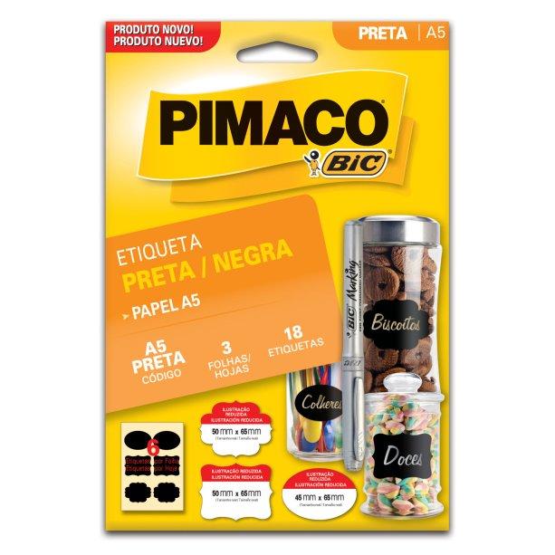 """Etiquetas adesivas pretas Pimaco(com 18). Por R$ 4,10 na <a href=""""https://www.kalunga.com.br/prod/etiqueta-adesiva-p-codificacao-sortidas-preta-935255-pimaco/279383"""" target=""""_blank"""" rel=""""noopener"""">Kalunga</a>."""