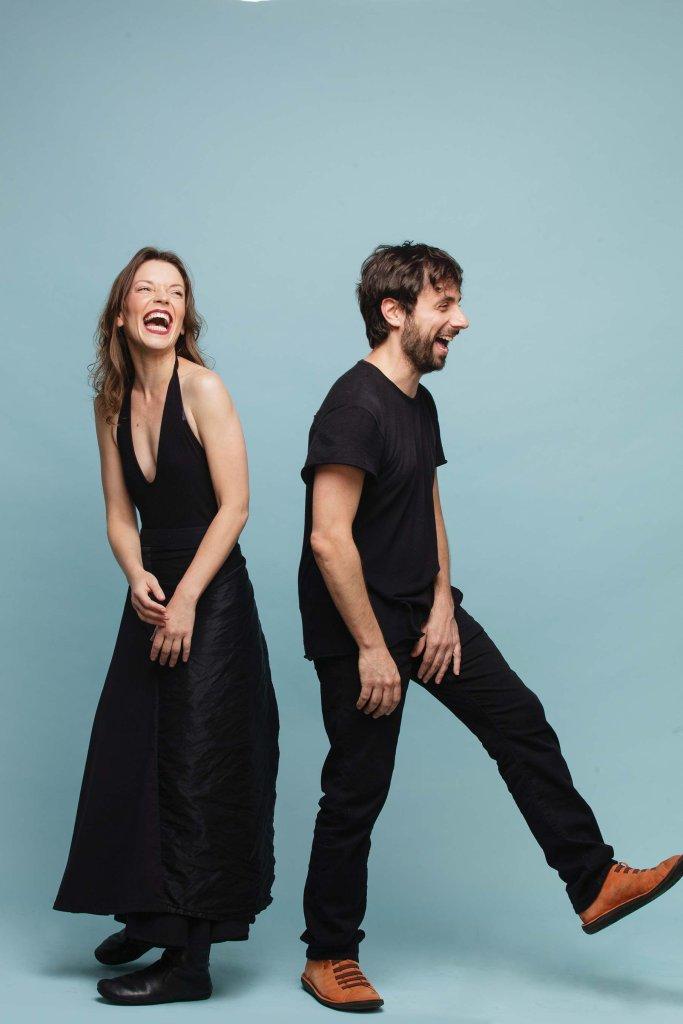 Ana Elisa e Marco Aurélio