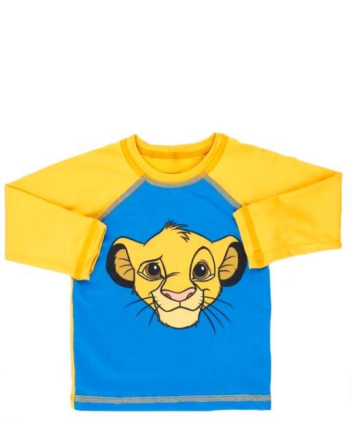 Camiseta de praia Infantil O Rei Leão Simba, R$ 59,99 - C&A