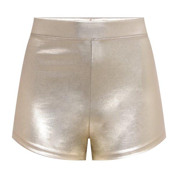 Short Dourado, R$ 59,99