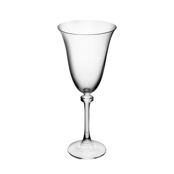 Jogo de taças de cristal Eco Alexandria, de 350 ml. Camicado, R$ 159,92 o jogo com seis taças