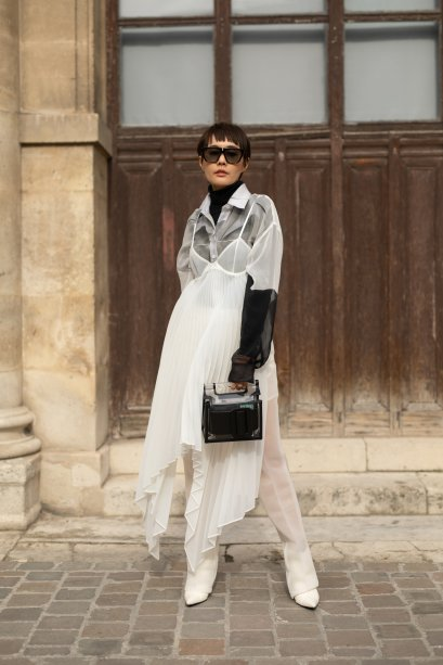Street Style - Semana de Moda de Paris - Inverno 2019/2020