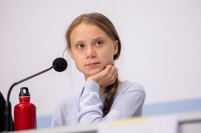 Greta Thunberg Bolsonaro