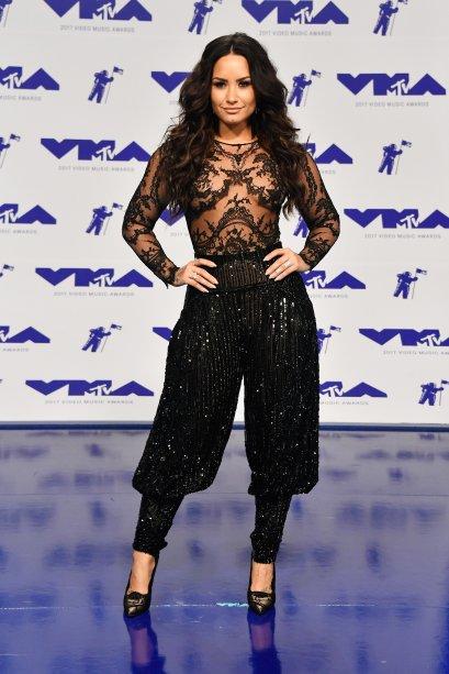 Demi Lovato veste Zuhair Murad