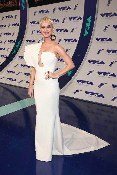 Katy Perry vestindo Stephane Roland