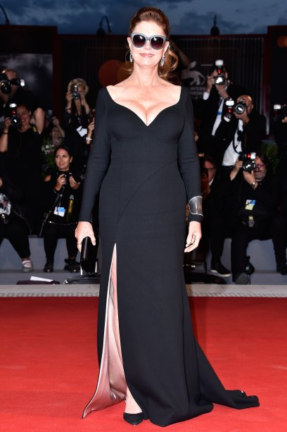 <strong>Susan Sarandon</strong> de <strong>Hugo Boss</strong> na première de <strong>Kineo Award, Diamonds at cinema.</strong>