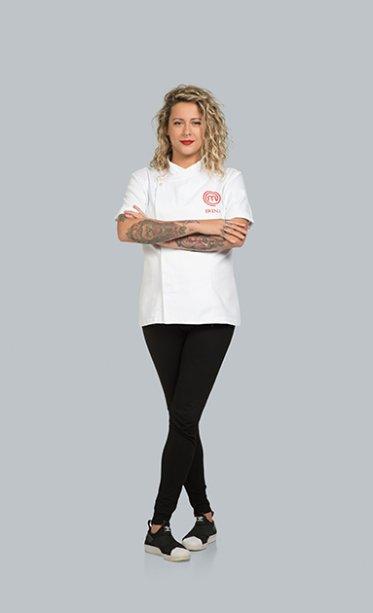 A potiguar Irina Cordeiro trabalhou como sommèliere antes de começar a trabalhar como cozinheira. Sua especialidade são os frutos do mar.