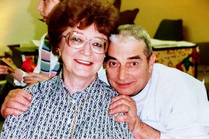 Freda e Les Austin