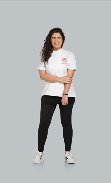 Monique Gabiati é sergipana e mora no Rio de Janeiro. Trabalha como personal chef e já cozinhou paraIvete Sangalo e Claudia Raia, entre outros famosos.