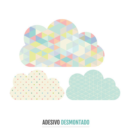 "O adesivo Clouds Color custa R$ 104,90 na <a href=""http://www.decohouse.com.br/pd-11d88d-adesivo-clouds-color.html?ct=&p=1&s=1"">Decohouse</a>."