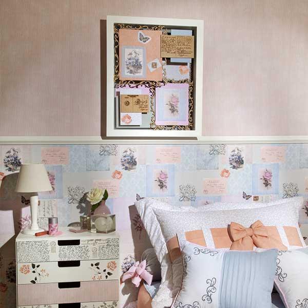 """O papel de parede Bobinex Bambinos 3345 custa R$ 174 na <a href=""""https://luxdecoracoes.com.br/papel-de-parede-bobinex-bambinos-3345"""">Lux Decorações</a>."""