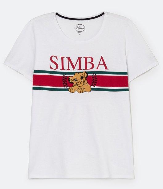 Blusa com estampa Simba, R$ 39,90 - Renner