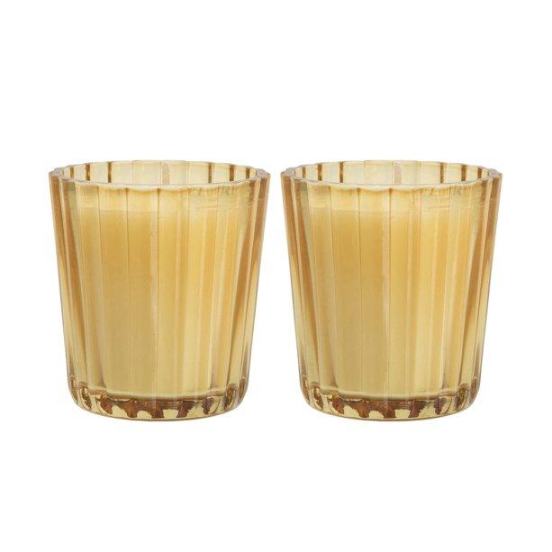 """<a href=""""https://www.camicado.com.br/jogo-de-mini-velas-copo-guerlain-dourado-e-branco-5-5x6cm-3-pecas-home-style/p/000000000000033553"""">Jogo de minivelas copo Guerlain dourado e branco 5,5 x 6 cm 3 peças Home Style</a> – R$ 69,90"""
