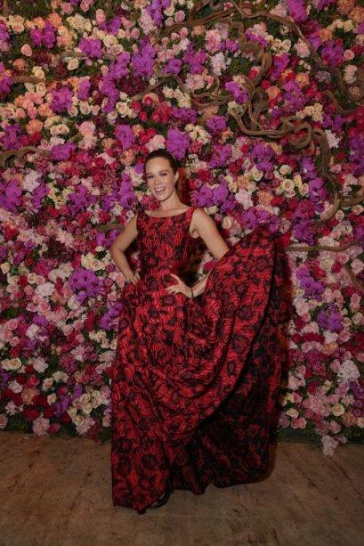 Gio veste Carlos Miele e Titi, Dolce & Gabbana.