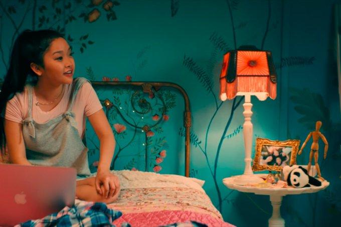 'Para Todos os Garotos que Já Amei': copie o look do quarto de Lara Gene