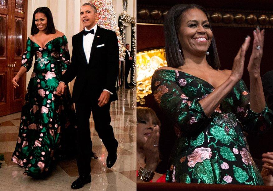 Vestido: Gucci // Evento: The Kennedy Center Honors // Data: 04.12.16