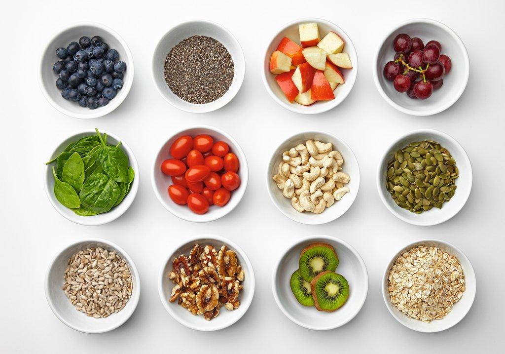 A dieta da pele saudável
