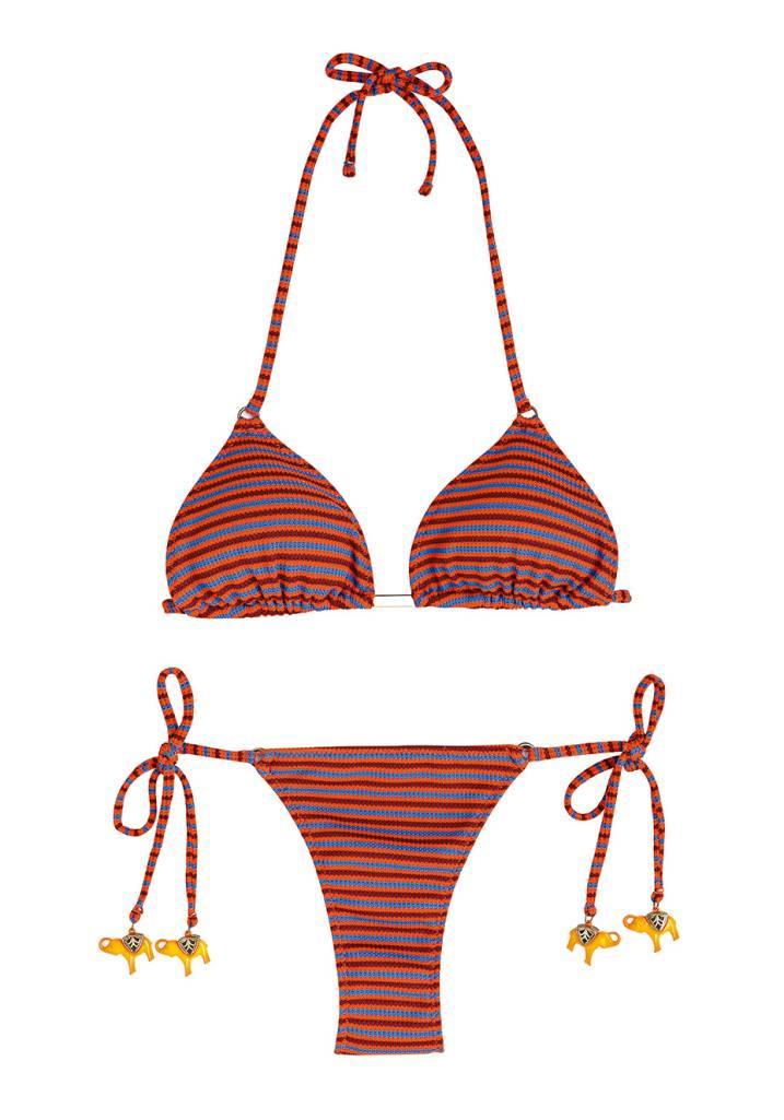Seis tecidos de biquíni para o verão 2017