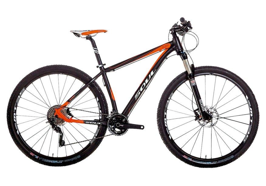 Bicicleta 29 SL929 20V, <strong>Soul</strong>, R$ 6 990