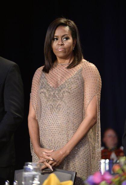 Vestido: Givenchy // Evento: Jantar anual da White House Correspondents' Association // Data: 30.04.16