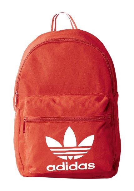Mochila de náilon, <strong>Adidas Originals</strong>, R$ 190