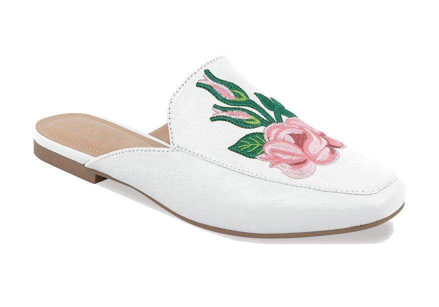 Sapato de nobuk, <strong>Via Marte</strong>, R$ 120