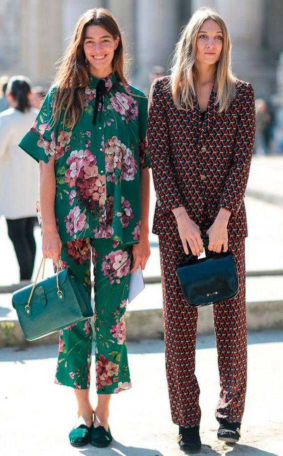 look pijama