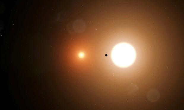 Planeta TOI 1318