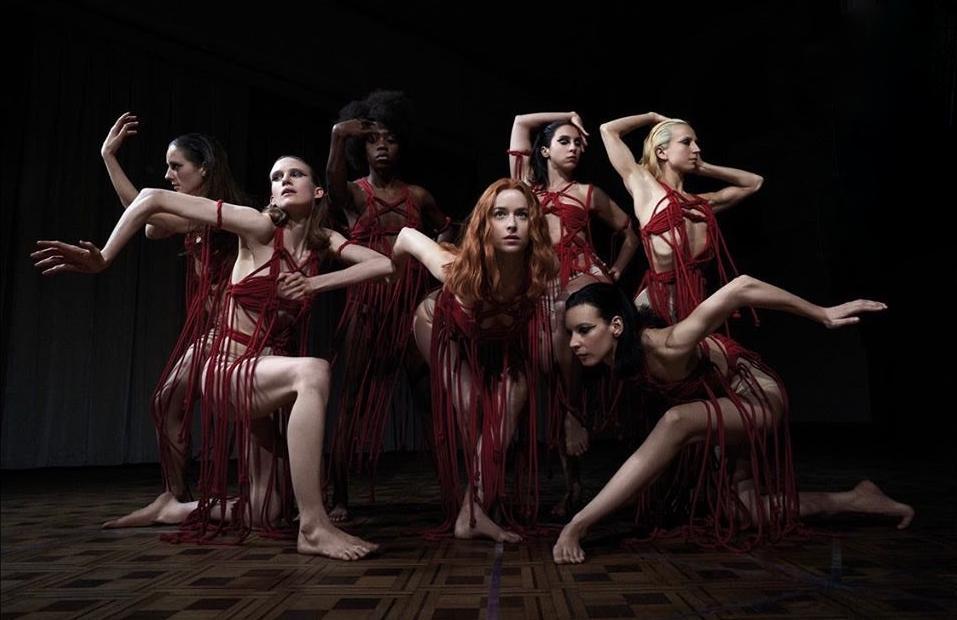 'Suspíria - A Dança do Medo'
