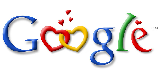 2003 Doodle Google Dia dos Namorados
