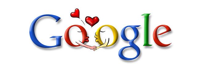 2004 Doodle Google Dia dos Namorados