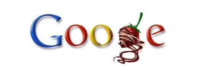 2007 Doodle Google Dia dos Namorados