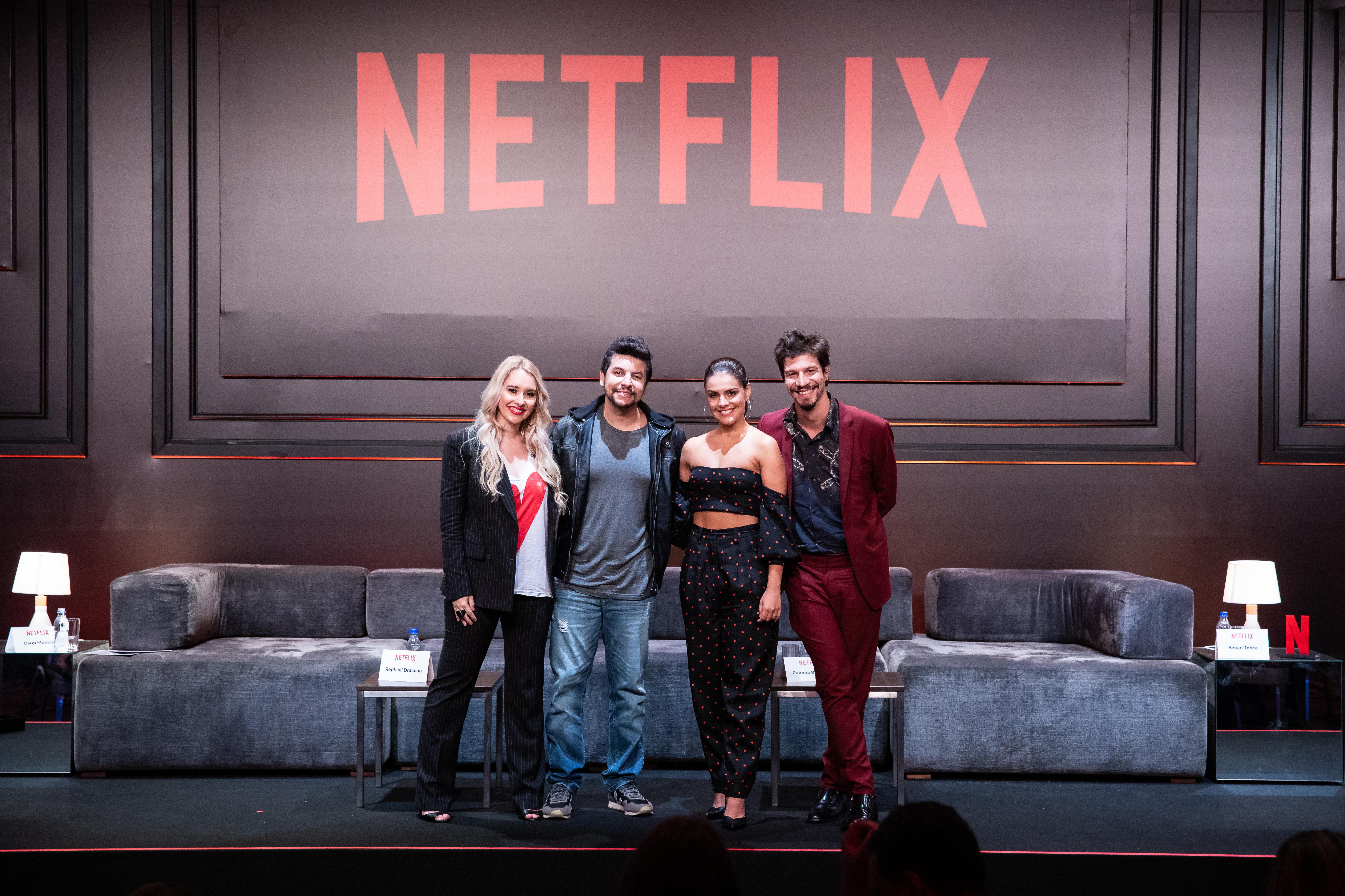 Brasil na Netflix Junket