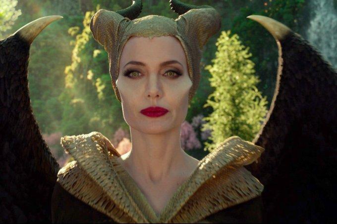 Angelina Jolie em 'Malévola: Dona do Mal'