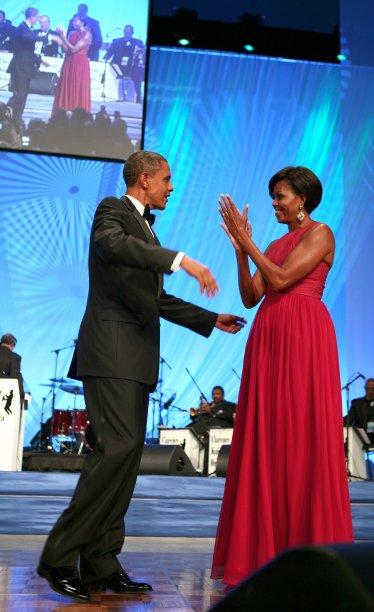 Vestido: Michael Kors // Evento: Jantar anual da Black Caucus Foundation // Data: 18.09.10