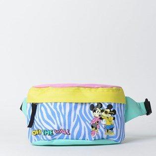 Pochete Vans Hyper Minnie Burma Fanny Pack Disney White