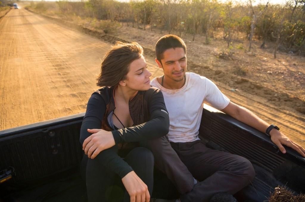 Maria (Alice Wegmann) e Hermano (Gabriel Leone) - Onde Nascem os Fortes
