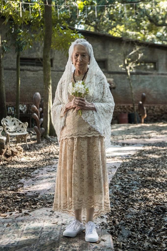 O Outro Lado do Paraíso Casamento Mercedes (Fernanda Montenegro)